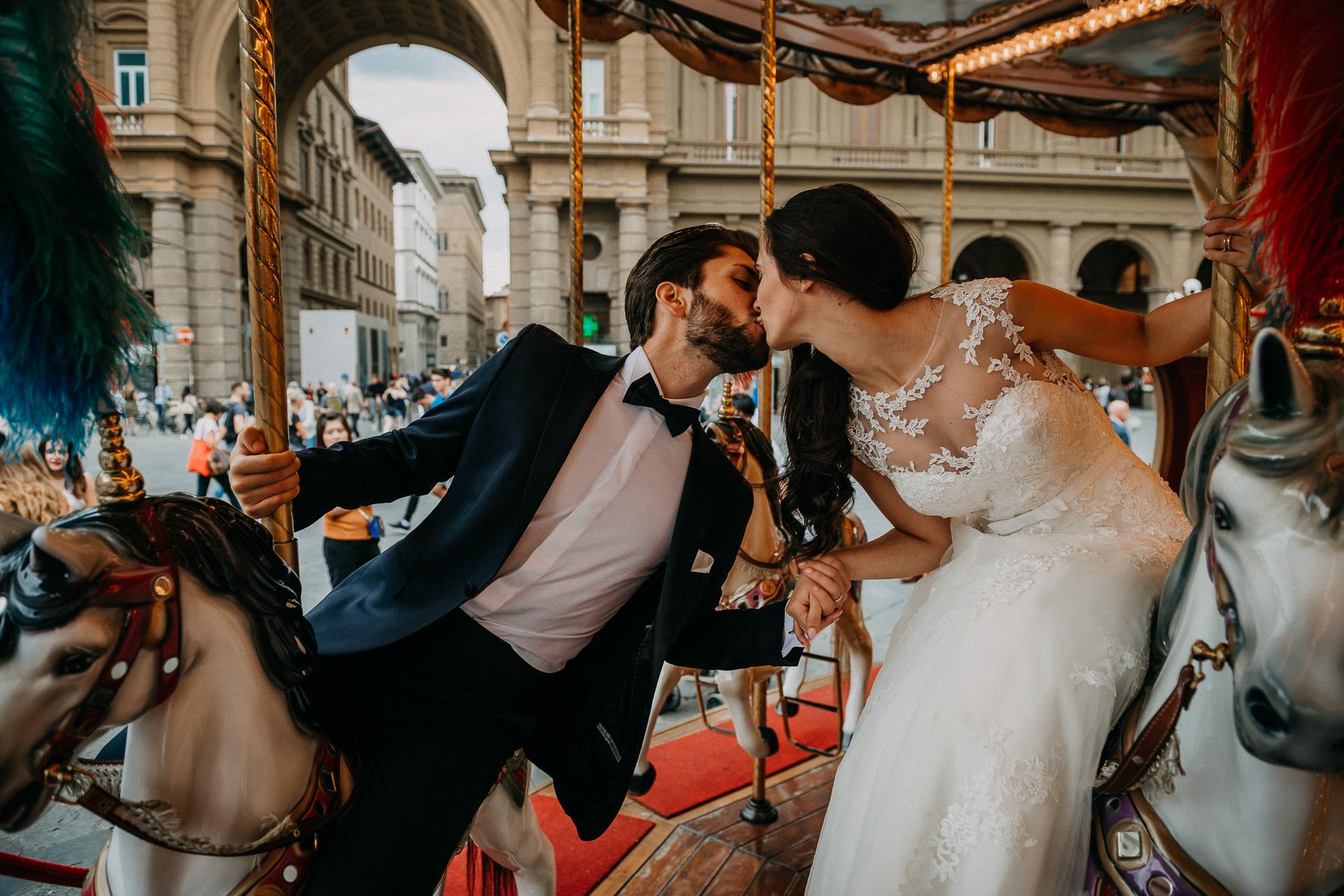 WeddArt Matrimonio a Firenze