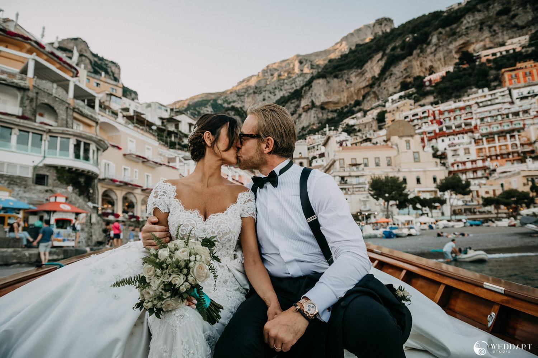 Luxury Wedding - Amalfi Coast - Destination Wedding Photographers and Videographers - Wedding Reportage - Weddart Studio - Giuseppe De Angelis - Simone Olivieri